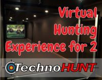 Virtual Hunting Experience for 2 - Booking