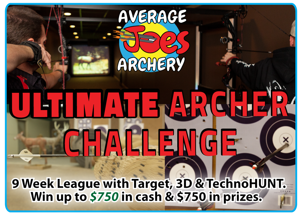 Ultimate Archery Challenge at Average Joes Archery